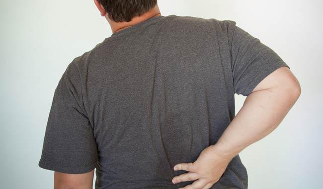 dolore nella zona pelvica quando si cammina